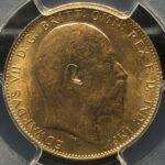 エドワード7世 ソブリン金貨