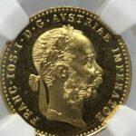 フランツヨーゼフ 4ダカット金貨