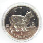 マン島 キャットコイン