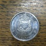 シンガポールドル フリーメーソンコイン