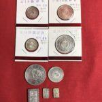 銀貨セット 近代銭