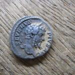 ローマ時代のコイン