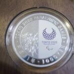 パラリンピック 銀貨