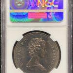 イギリス ヴィクトリア銀貨