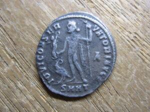 古代ローマ デナリウス銀貨