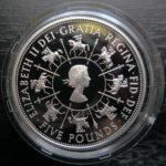 イギリスアンティークコイン
