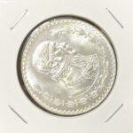 メキシコペソ銀貨
