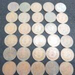 半銭銅貨セット