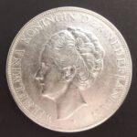 オランダ グルテン銀貨