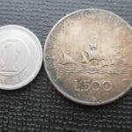 イタリア銀貨