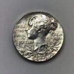 ヴィクトリア女王銀貨