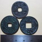 絵銭 福銭 3枚セット
