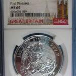 イギリス銀貨