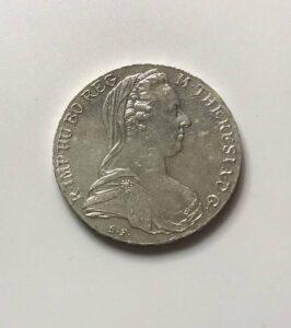 マリアテレジア 銀貨