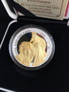 セントヘレナ銀貨