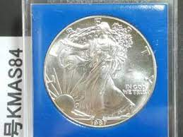 リバティ銀貨 アメリカ
