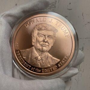 トランプ銅貨