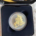 ブラックエンパイア ウナとライオン銀貨