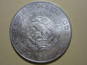 銀貨 メキシコ