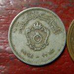 リビア硬貨