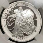 セントヘレナ 銀貨